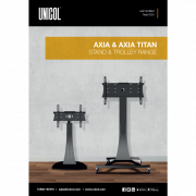 Axia & Axia Titan Stands & Trolleys