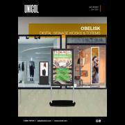 Obelisk Digital Signage Kiosks & Totems