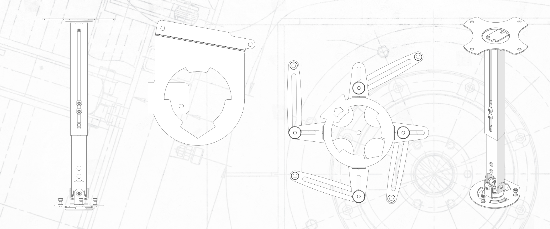 GYROLOCK | THE GUIDE TO PROJECTOR SUSPENSION
