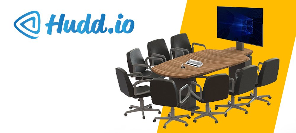 Hudd.io education collaboration desks